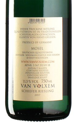 Riesling Schiefer 2017