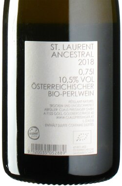 Ancestral St. Laurent 2018