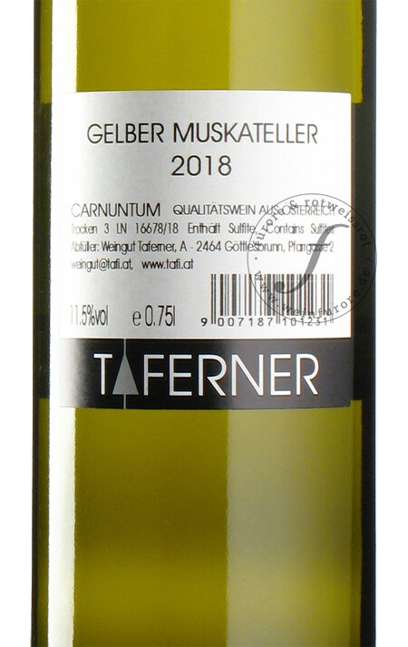Gelber Muskateller österreich