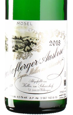 Riesling Scharzhofberger Auslese 2018