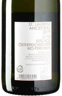 Ancestral St. Laurent 2019