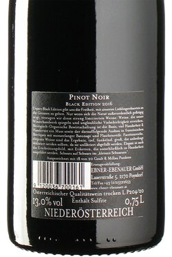 Pinot Noir Black Edition 2016