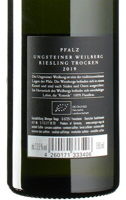 Riesling Weilberg GG 2019