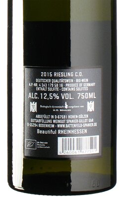 Riesling CO 2015