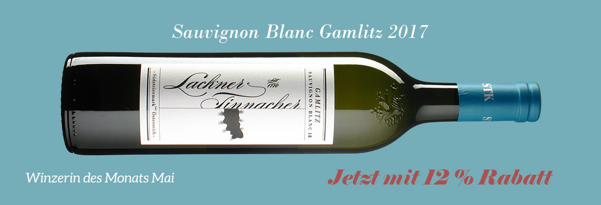 Wine of the Month: Sauvignon Blanc Gamlitz 20