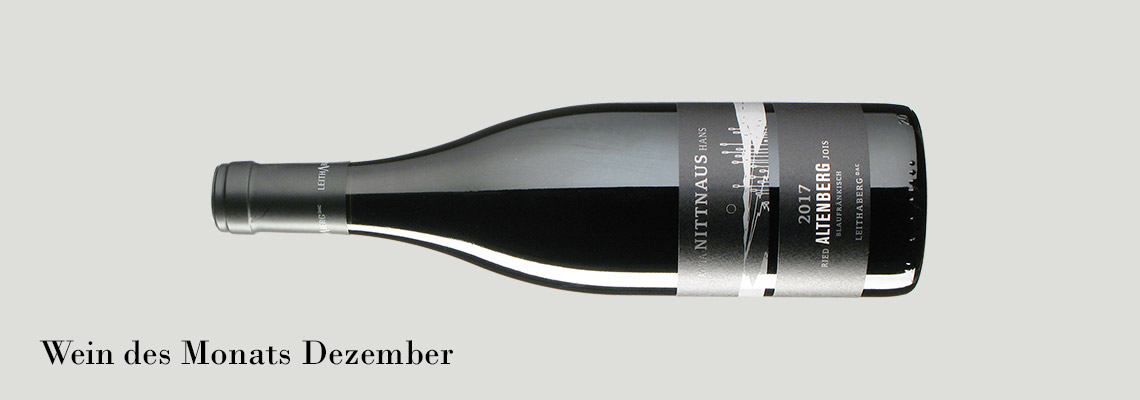 Wineof the month December