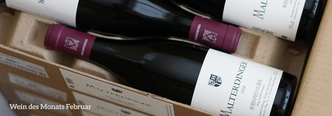 Wine of the Month February